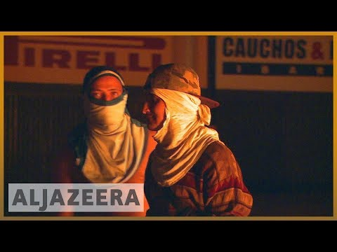 🇻🇪 Venezuela's Maduro: Blackout due to cyber-attack, infiltrators | Al Jazeera English