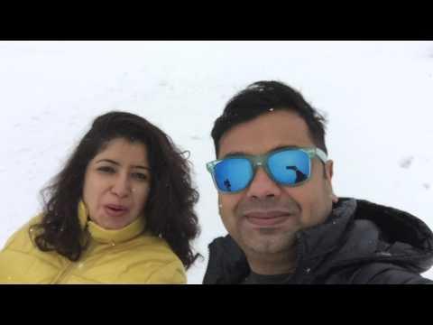 V-I-S-H Srinagar- Gulmarg Trip Feb 2017
