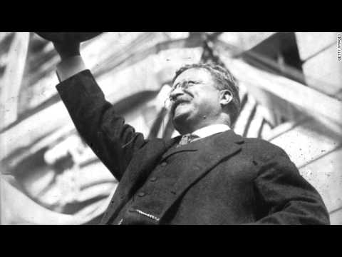 "Theodore Roosevelt ""Why the Bosses Oppose the Progressive Party"" Speech (1912) [AUDIO RESTORED]"