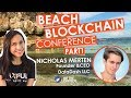 Beach Blockchain Conference with Nicholas Merten