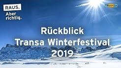 Rückblick Transa Winterfestival 2019 auf der Melchsee-Frutt