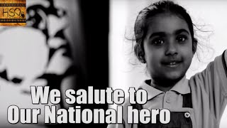 "Hanumanthappa Tribute - ""Bharat mata ki aankhon ka tara"" Video"