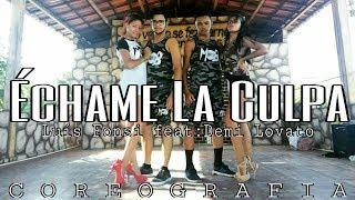 Échame La Culpa - Luis Fonsi & Demi Lovato | MobDance (Choreography)