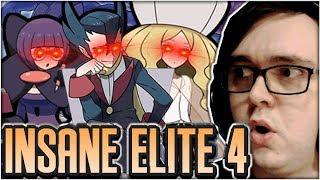 El PICANTE de la ELITE 4 BATALLAS | Pokemon Negro Aleatorizador Nuzlocke 23