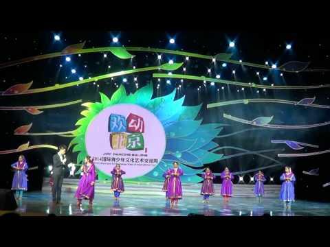 International Joy Dancing at Beijing, China on Aug 2014