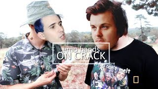 emo bands on crack #1 [extra succulent for crankthatfrank]