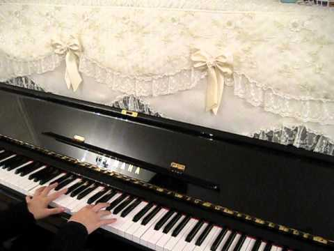 Fairy Tail Ending 1 - 【Kanpeki Gu~no Ne】Piano