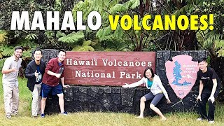 Day Hike in Hawaii Volcanoes National Park | DAY 1