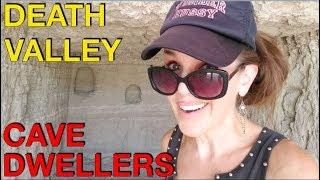 Dublin Gulch Cave Dwellers of Death Valley