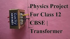 project on transformer