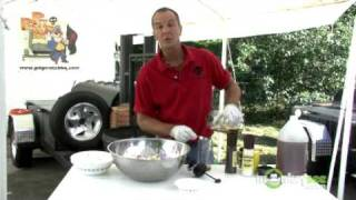 Carolina Bbq - How To Make Coleslaw