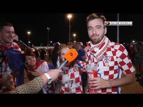 Igor Štimac uživo komentira utakmicu protiv Argentine