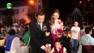 Repeat youtube video WEDDING DINNER PARTY: PHYO NGWE SOE & ZIN ZIN
