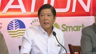Bongbong Marcos to run in 2022 elections