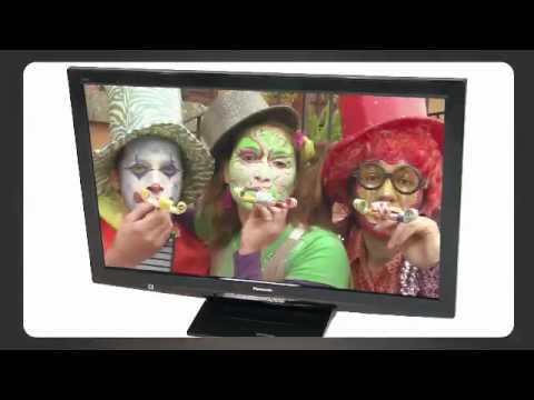 Panasonic VIERA® HDTV Model TC-P50S2