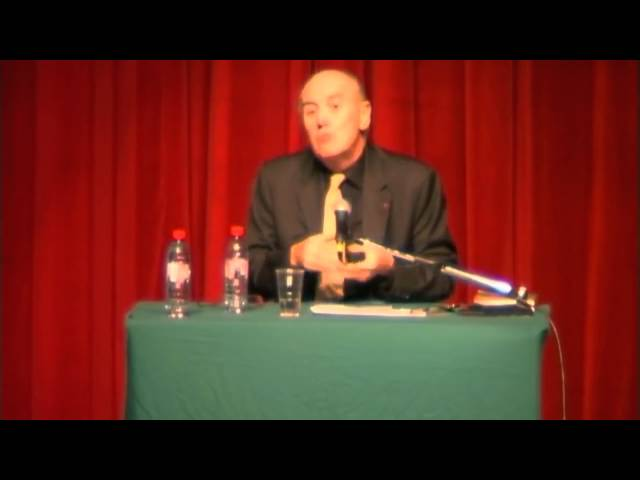 Conférence du Professeur Henri Joyeux - Nutrition (partie 1-2 - La conférence).mp4