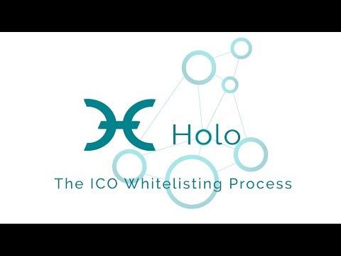 ICO Whitelist Process