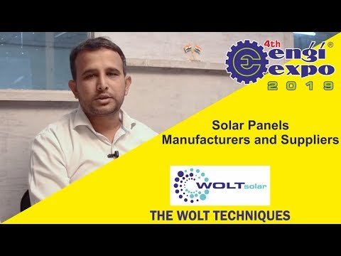 Solar Panels Manufacturers and Suppliers in Gujarat, India