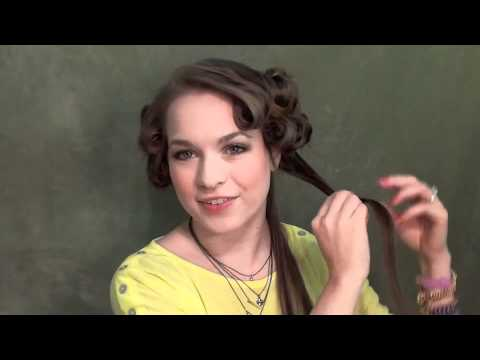 Curling Hair 101 - YouTube