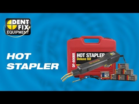 Hot Stapler -  Bumper & Plastic Repair Assistant
