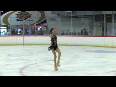Li Angel Summer Classic Glacier Falls Novice Ladies Fr Free Skate