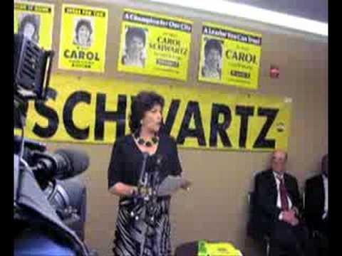 Loose Lips, 9/15: Carol Schwartz re-enters the race
