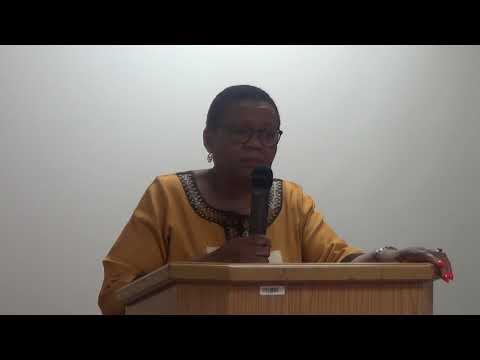 Commissioner Pansy Tlakula on the composition of the African Commission on Human and People's Rights