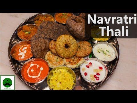 Special Navratri Vrat ki Thali...SWAD  hi aa jaega   Pure Vegetarian Restaurant