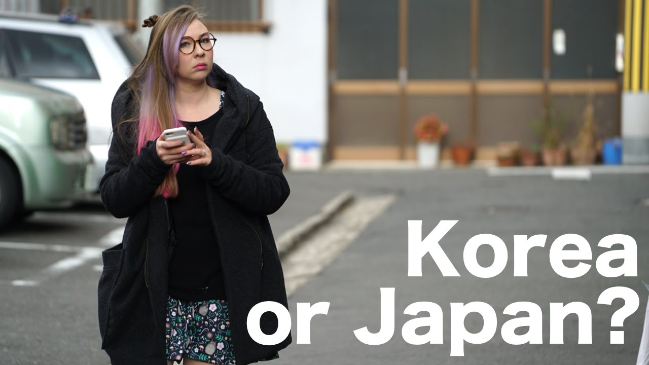 japan or korea did we make the right choice youtube - Martina Kompel Lebenslauf