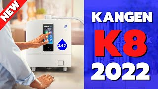 Kangen Leveluk K8 2021✅ Máy lọc nước Điện Giải ION Kiềm Nhật Bản