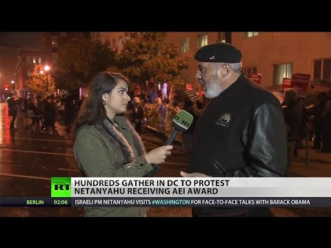 We're trying to stop Israel from its suicide mission – peace activist