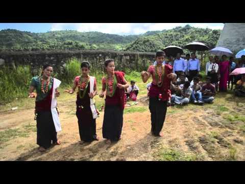 Nepali Village Life with Sarala Thapa part 4