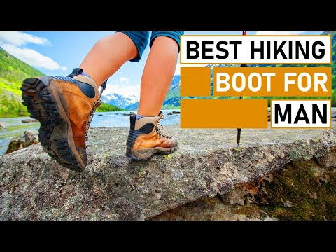 7 Best Hiking Boots for Men