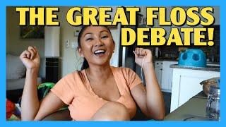 The Great Floss Debate!