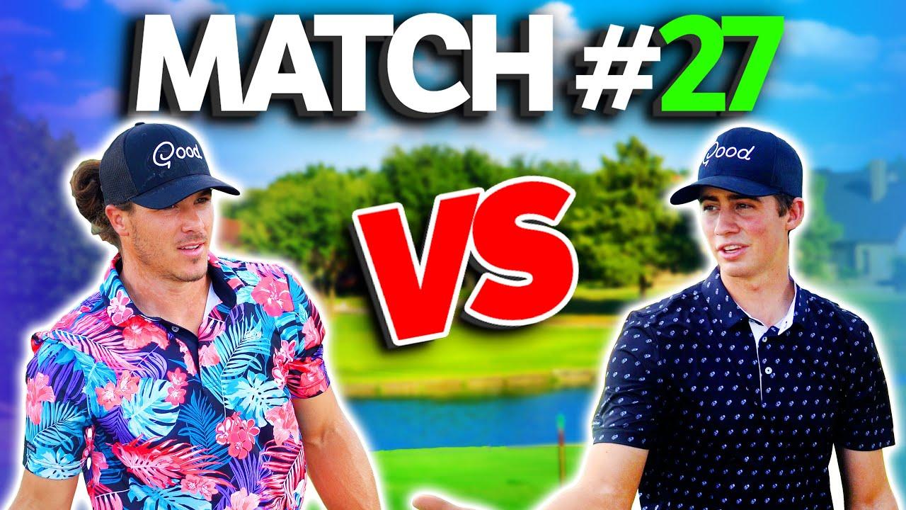 Download What A CRAZY MATCH! | Sunday Match #27 | GM GOLF