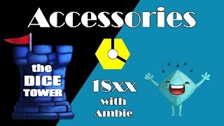 18xx with Ambie: Accessories