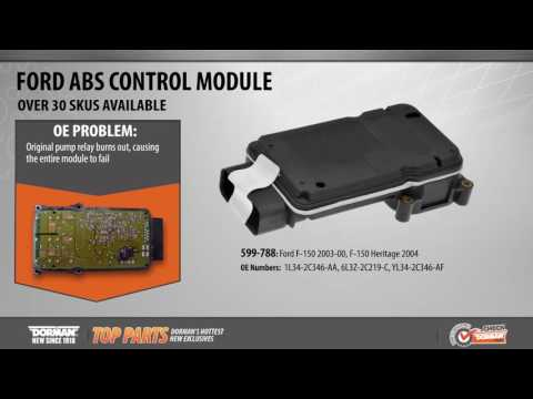 Highlighted Part: ABS Control Module for Select Ford F-150