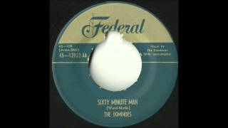 Dominoes - Sixty Minute Man - The First Rock and Roll Record?!?!