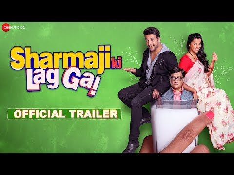 Sharmaji Ki Lag Gai - Official Trailer