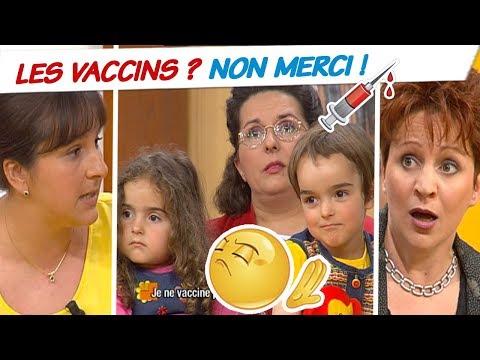 C'est mon choix // Je ne vaccine pas mes enfants