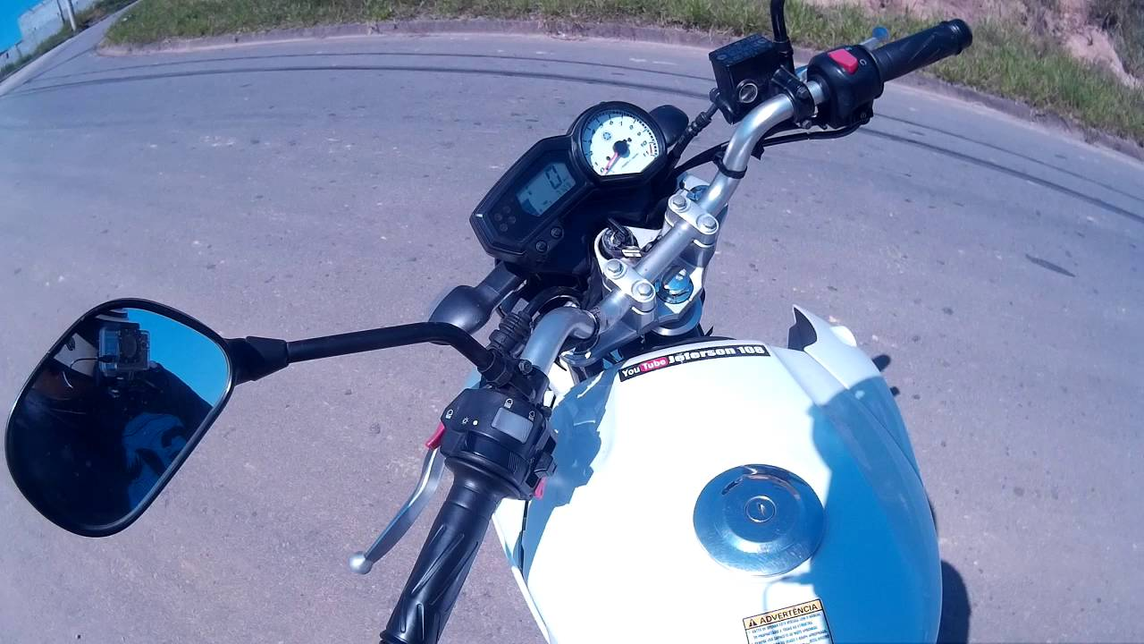 Como estacionar sua moto(aula teorica)-Jeferson 108 #1
