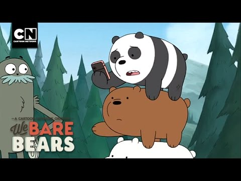 Panda In Charge I We Bare Bears I Cartoon Network