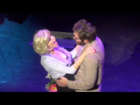 Suddenly, Seymour  Ellen Greene & Jake Gyllenhaal  712015  Little Shop  Encores! OffCenter