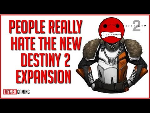 Destiny 2 DLC Is Literally Unplayable For 95% of Paying Customers