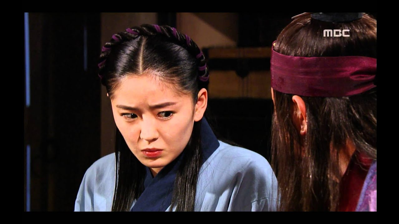 Download [고구려 사극판타지] 주몽 Jumong 부영에게 다친 해모수의 간호를 부탁하는 주몽