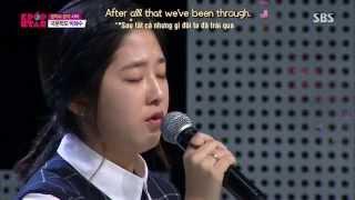 [lyrics+Vietsub] Better in time - Park Hye Soo