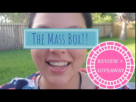 Cultivating Creativity + The Mass Box Review and Giveaway!!!!