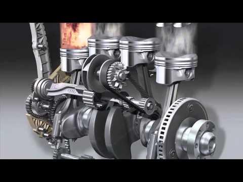Motor Audi 1 8t