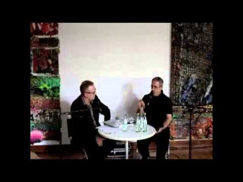 Fabian Marcaccio and Martin Hentschel interview, pt 1.