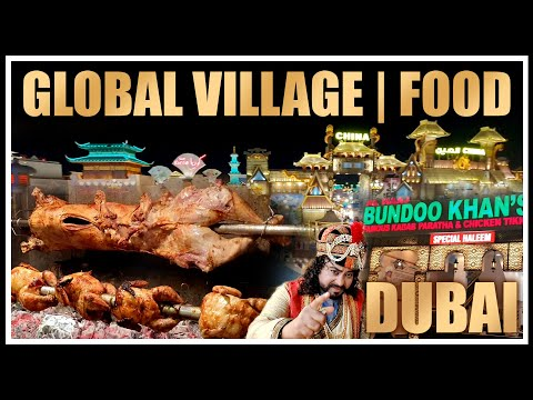 Global Village DUBAI | DSF | 2019 – 2020 | Food | Billa Apna Bhai Hai